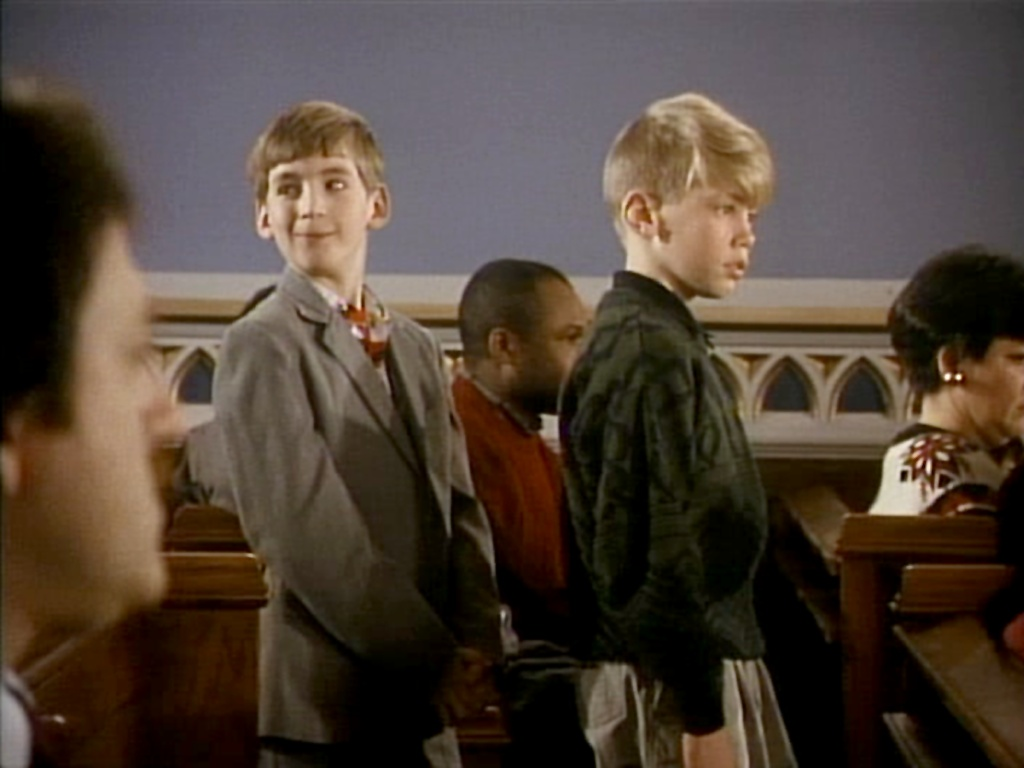 Jon Hoddinott в фильме «The Boys of St. Vincent (1992